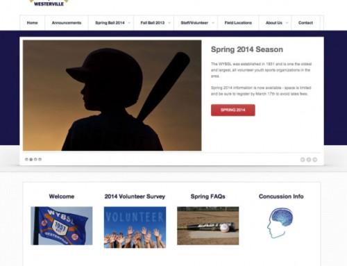 Westerville Youth Baseball & Softball League