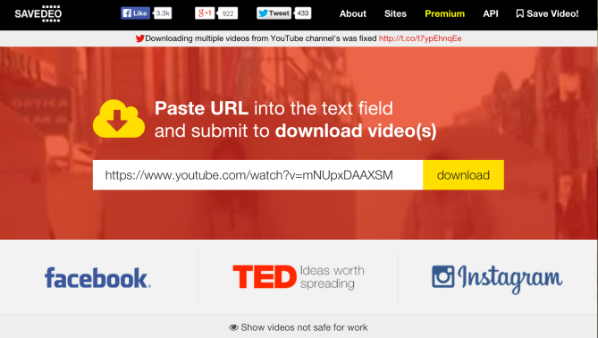 The easiest way to download youtube videos code improv view larger image dow ccuart Gallery