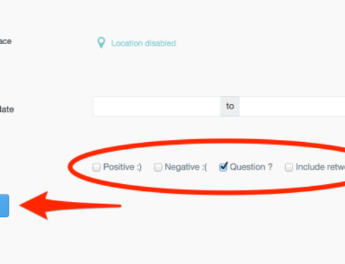 Mastering the Advanced Search in Twitter for Awesome Results